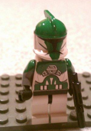 Lego Star Wars Custom Commander Buzz 41st Elite Corps Clone Wars Trooper