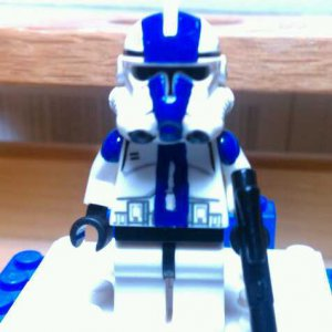 Lego Star Wars Custom Commander Appo with Phase 2 Armor