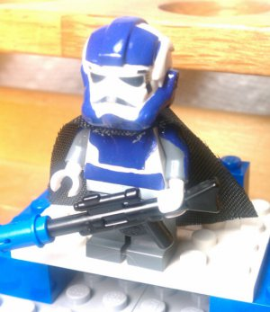 Lego Star Wars Mace Windu 187th Legion Airborne