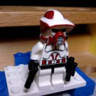 Lego Star Wars Custom ARF Commander Ponds Clone Wars Trooper