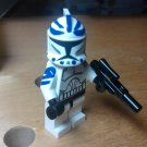 Lego Star Wars Custom Limited Ed. Clone Pilot Axe