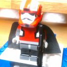 Lego Star Wars Delta Squad Airborne Republic Commando Boss