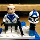Lego Star Wars Custom Arc Commander Fives