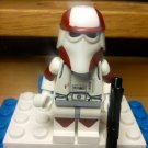 Lego Star Wars Commander Ponds Snow Trooper