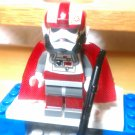 Lego Star Wars Clone Wars Senior Arc Commander Alpha 17