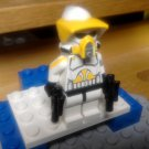 Lego Star Wars Custom Scout ARF Commander Cody