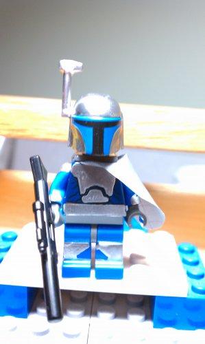 Lego Star Wars Jango Fett Mandalorian Bounty Hunter