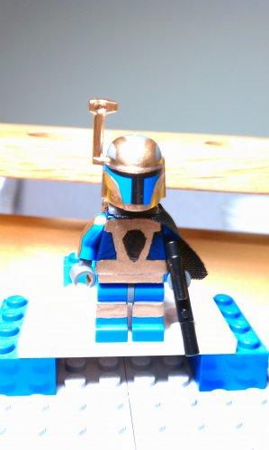 Lego Star Wars Balor Mandalorian Bounty Hunter