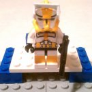 Lego Star Wars Custom Commander Bly Phase 2 Armor Clone Wars Trooper