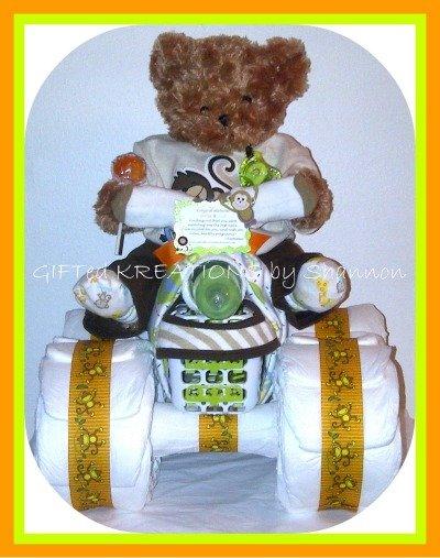 Diaper Mobile Boy