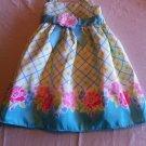Sophie Rose 4T Pastel Easter Dress