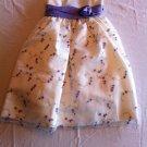 Jayne Copeland Size 5 Easter Dress Ivory/Lavender