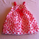 Rare Editions Size 4 Coral Wedding Summer Part Dress