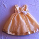 Rare Editions Size 3T, Yellow w/ White Polka Dots