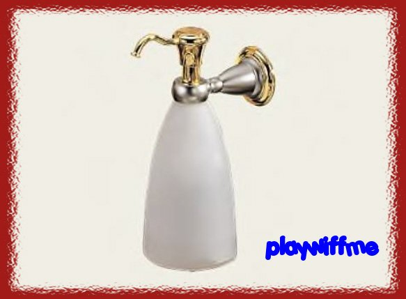 Delta Wall Mount Soap Dispenser