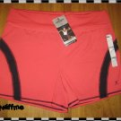 Danskin Jersey Mesh Roll Top Short Womens - Large - NWT