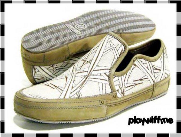 Cole Haan Canvas Men's Casual Shoe - Size 10