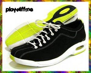 COLE HAAN Nike Air Traverse Black Shoes - Size 5 Medium