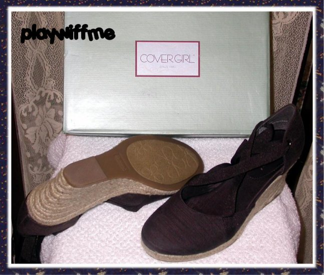 Cover Girl Women's Casual Shoes - Size 6.5 Medium - SALE!
