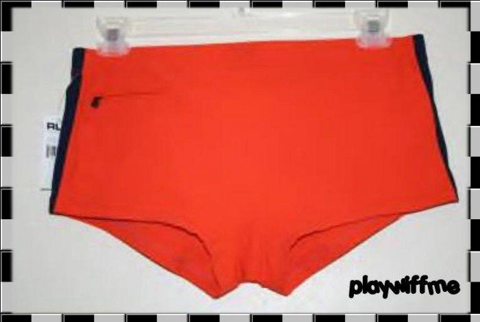 Polo Ralph Lauren RLX Mens Swim Athletic Shorts - Large - FREE SHIPPING