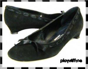 Ann Klein Women's Black Dress Shoes - Size 7.5 Narrow