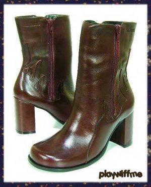Harley Davidson Women's Calf Boots - Size 8 Medium