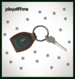 Polo Ralph Lauren Pony Player Key Fob