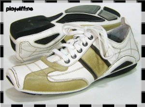 Kenneth Cole New York White Sport Shoes - Size 10