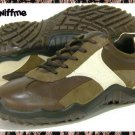 ECCO Brown Pulse SPORT SHOES Sz 10