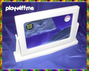 Sand Picture - Glow In The Dark Frame
