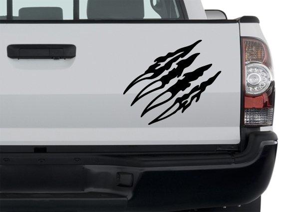 Monster Vinyl Sticker Decal, Car Decal, Bumper Sticker, Laptop Decal, Window Sticker