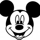 Mickey Mouse Vinyl Sticker Decal 567, Car Decal, Bumper Sticker, Laptop Decal, Window Sticker