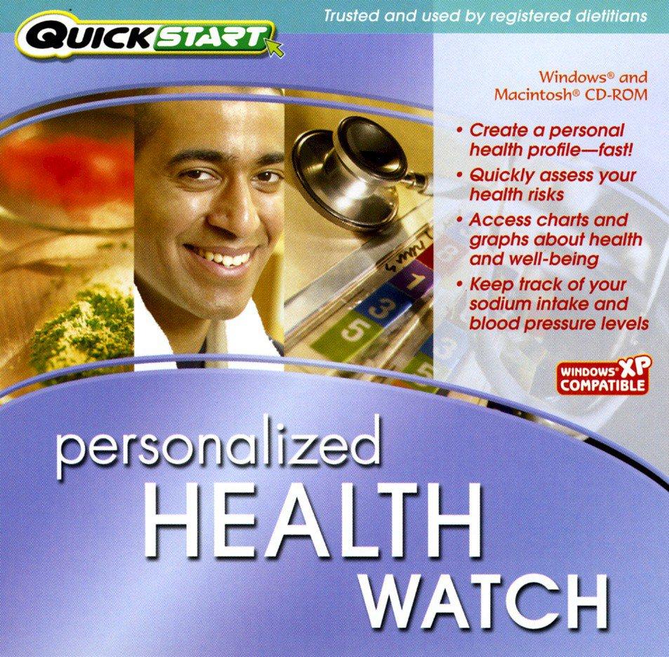 QUICKSTART PERSONAL HEALTH WATCH