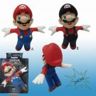 Super Mario Brothers action figures set