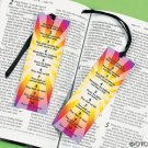 Ten Commandments Bookmark