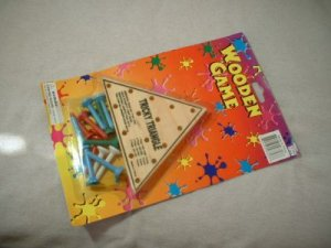 Tricky Tiangle - Peg Game