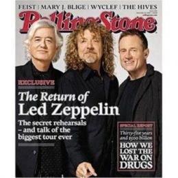 1yr Rolling Stone Magazine Subscription