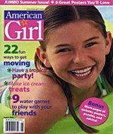 1 yr American Girl Magazine Subscription