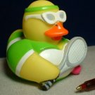 Tennis Rubber Ducky - Green