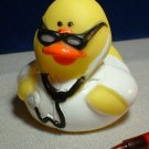 Doctor Rubber Ducky with Stethoscope