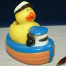 Transportation Rubber Ducky - Boat