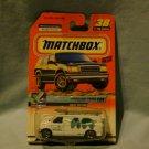 Matchbox Mission Ford Van