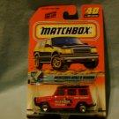 Matchbox Mercedes -Benz G Wagon