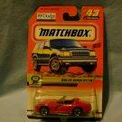 Matchbox Dodge Viper RT/10