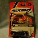 Matchbox Audi TT Roadster