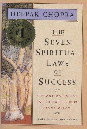 The Seven 7 Spiritual Laws of Success Deepak Chopra -  booksunlimited