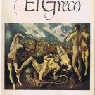 EL GRECO AN ABRAMS ART BOOK 1541-1614 (Domenicos Theotocopoulos)