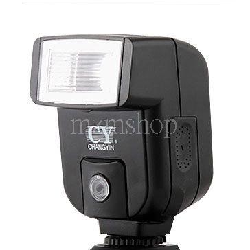T20 Flash Light For Nikon D40 D40x D50 D80 D90 D300 D3000 D3100 D5000 D5100 D700