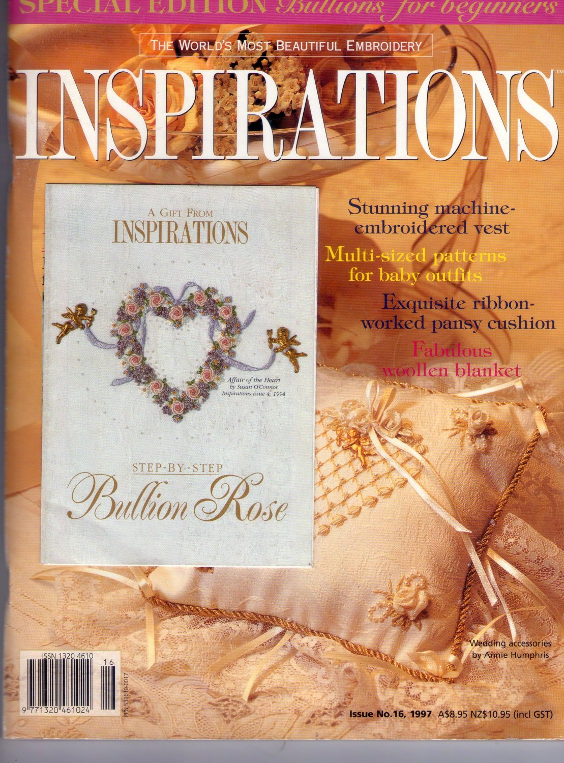 Inspirations no 16 Special Edition Embroidery