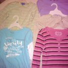 Lots of 5 Girls Shirts Sizes 7-8... Childrens Place, Gymboree  & Others